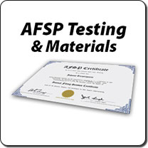 AFSP Testing & Requirements